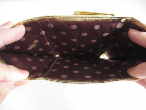 極小財布 お札入れ