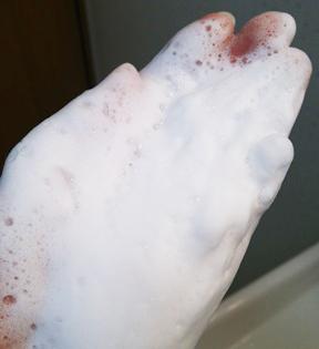 アンプルール 洗顔