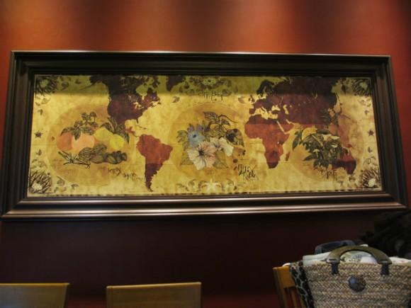 スタバ 北野異人館店 地図