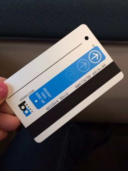bart ticket