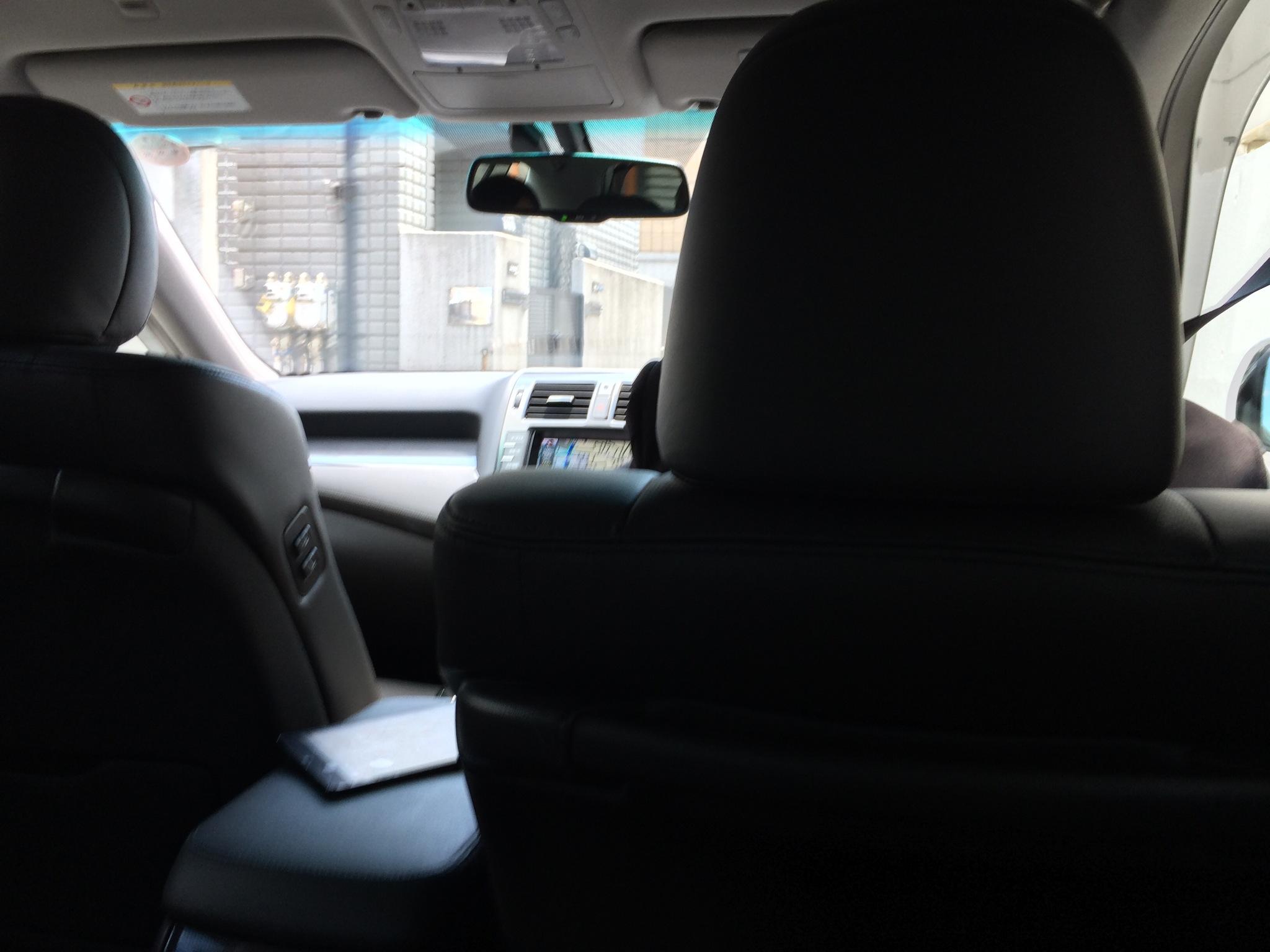 uber ハイヤー