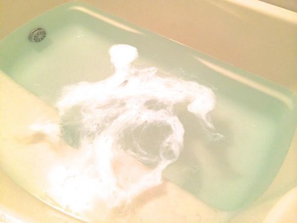 水ノ羽衣 入浴剤 ゆの里